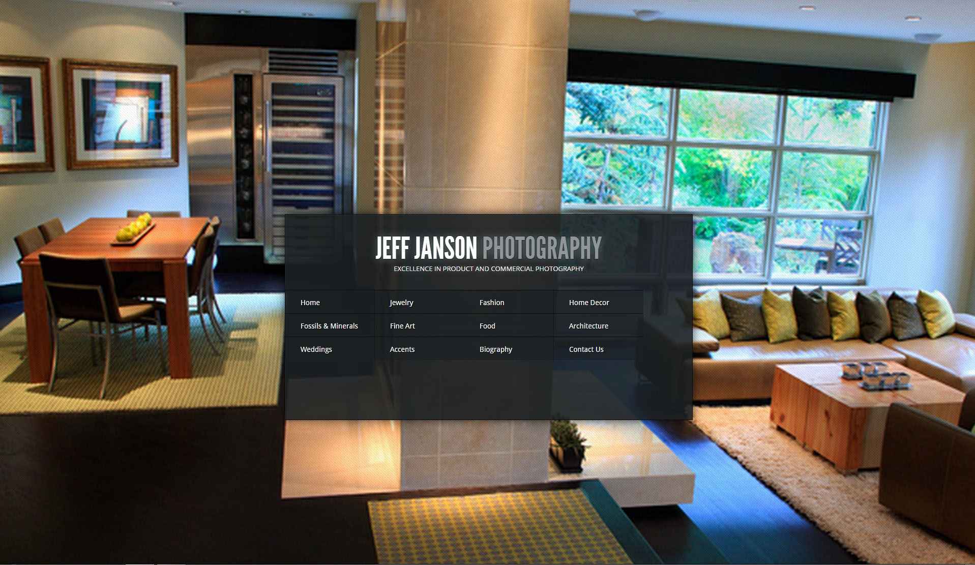 Jeff Janson Commercial Photography